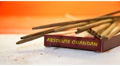 Chandan füstölő - Gold Prema