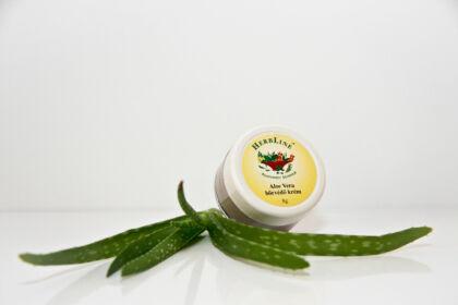 Aloe vera nappali bőrvédő krém mini