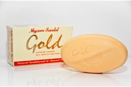 Mysore Gold szantál szappan 125g