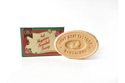 Mysore szantál szappan Mini 17g