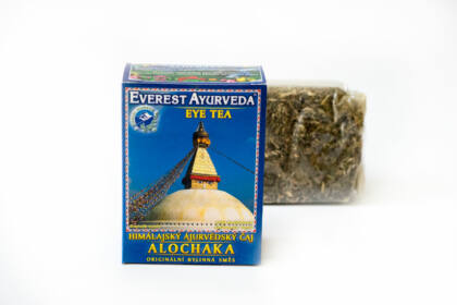 Alochaka - ájurvédikus látásjavító tea
