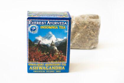 Ashwagandha - ájurvédikus tea álmatlanság ellen