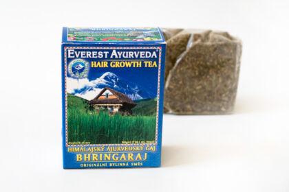 Bhringaraj - ájurvédikus hajnövesztő tea