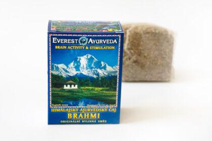 Brahmi - ájurvédikus memória tea
