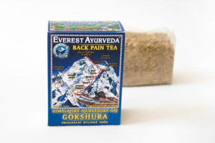 Gokshura - ájurvédikus hátfájás elleni tea