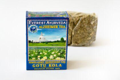 Gotu Kola - ájurvédikus Alzheimer tea