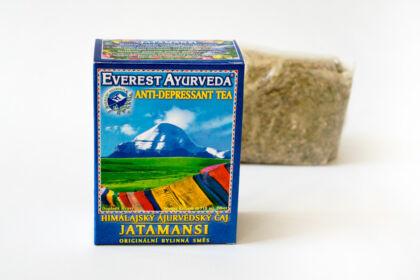 Jatamansi - ájurvédikus lelki egyensúly tea