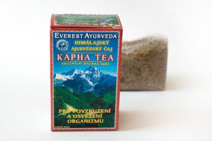 Kapha - ájurvédikus dósa tea