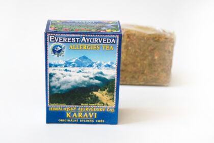 Karavi - ájurvédikus allergia tea