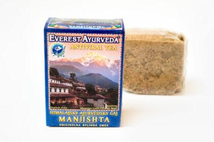 Manjishta - ájurvédikus vírusölő tea