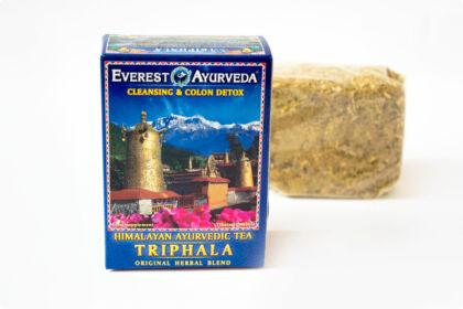 Triphala - ájurvédikus méregtelenítő tea