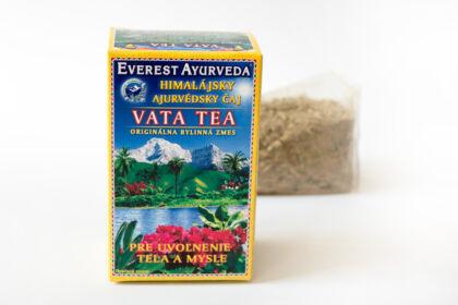Vata - ájurvédikus dósa tea