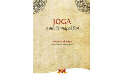 Jóga a mindennapokban című könyv