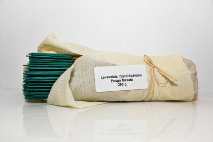 Levendula füstölő Puspa 250g