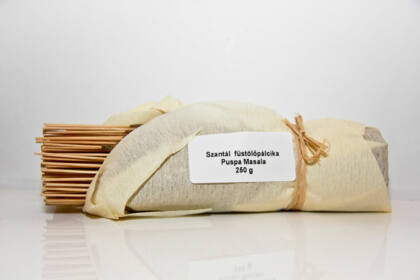 Szantál füstölő Puspa 250g