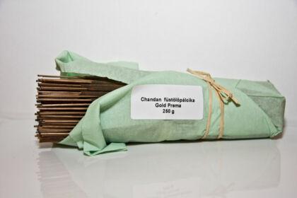 Chandan füstölő Gold Prema 250g