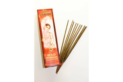 Chandan füstölő Gold Prema