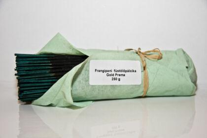 Frangipáni füstölő Gold Prema 250g