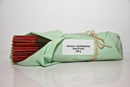 Samsara füstölő Gold Prema  250g