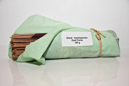 Shanti Füstölő Gold Prema 250g