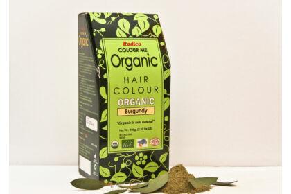 Radico Organic Hajszínező- Burgundi