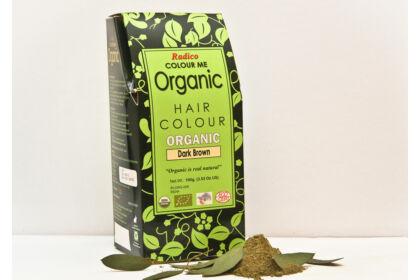 Radico Organic Hajszínező- Sötétbarna