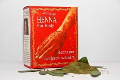 Classic Henna por (100g)