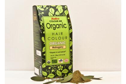 Radico Organic Hajszínező- Mahagóni