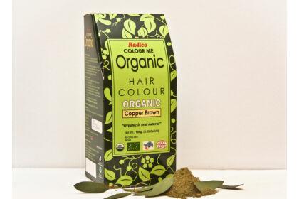 Radico Organic Hajszínező- Rézbarna
