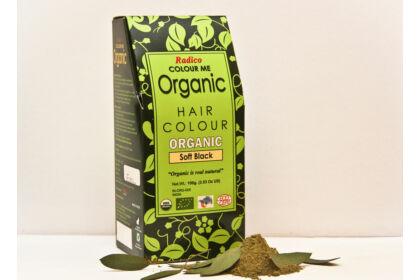 Radico Organic Hajszínező- Fekete