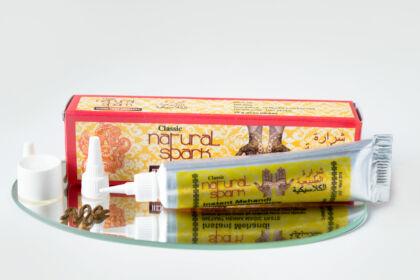 Classic Henna Testfesték tubus - Natúr