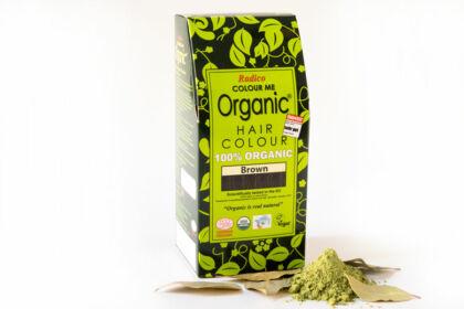 Radico Organic Hajszínező- Barna