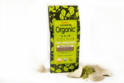 Radico Organic Hajszínező- Búza szőke