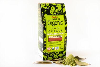Radico Organic Hajszínező - Eperszőke