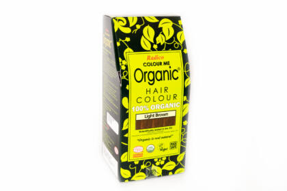 Radico Organic Hajszínező- Világos barna