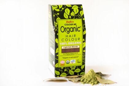 Radico Organic Hajszínező- Világos hamvas szőke