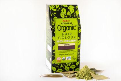 Radico Organic Hajszínező- Violet