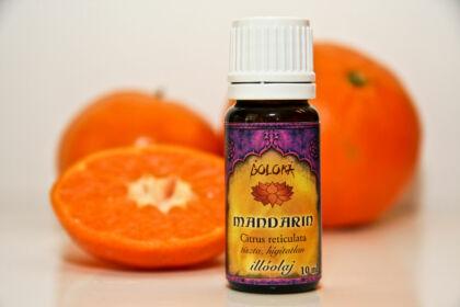 Mandarin illóolaj 10ml