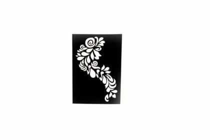Henna sablon 7. számú